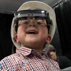 درمان کم بینایی کودکان، اشک شوق والدین
