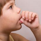 مکیدن انگشت در کودکان، عوارض