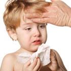 علائم آنفولانزا در کودکان، کمک کنید