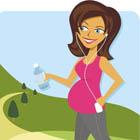 ورزش در بارداری، ترس به دلت راه نده