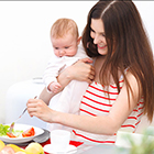 تغذیه مادر در شیردهی، توصیه های کارساز