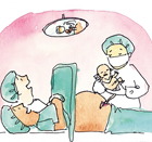 خطرات زایمان زودرس برای جنین
