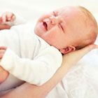 درد شکم نوزاد، علائم خطرناک