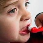 مراقبت از دندان شیری، عوارض از دست دادن