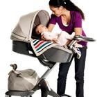 خرید کالسکه نوزاد، دقت کنید