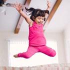 دلایل بیش فعالی کودکان، آروم قرار نداره