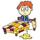 شب ادراری در بچه ها، خیلی خجالت می کشه!