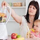 تغذیه بعد از زایمان، چه خوراکی هایی بخوریم؟
