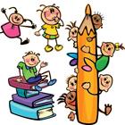 شعر کودکانه شاد، مدادرنگی