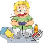 علل کبد چرب در کودکان، امان از تنبلی