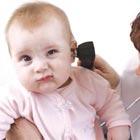اختلالات شنوایی در نوزادان، علت