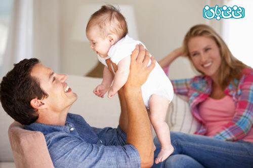 زندگی زناشویی بعد از تولد فرزند