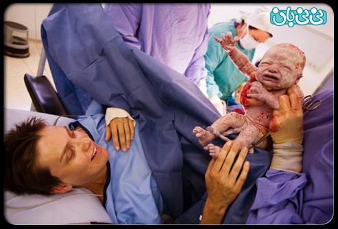 مراحل رشد جنین در رحم مادر، گزارش تصویری