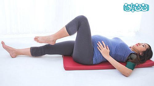 درد سیاتیک در حاملگی، چگونه ورزش درمانی کنیم؟