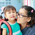 ترس از مدرسه در کودکان، چطور راضیش کنم؟