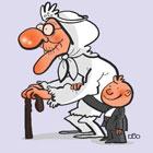 فاصله سنی در ازدواج، عروس از داماد بزرگتره!