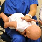 علت خفگی نوزاد، گرفتگی بینی داره