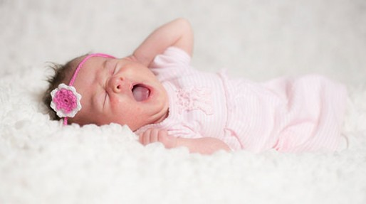 کم خوابی نوزاد راه چاره دارد؟