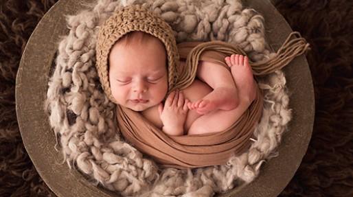 نحوه خوابیدن نوزاد، مراقب باشید