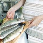 باهوش شدن جنین، تاثیر ماهی