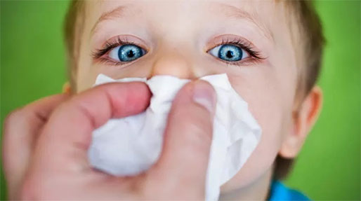 علائم سرماخوردگی بچه ها، یکی دو تا که نیست!