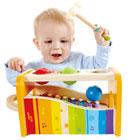 تقویت خلاقیت کودکان یک ساله