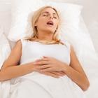 رفع خروپف در دوران بارداری