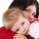 روش آرامش دادن به کودک
