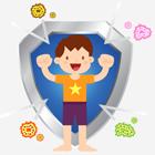 روش تقویت سیستم ایمنی بچه ها