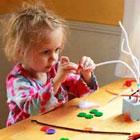 کشف استعداد کودک، بازی های مفید