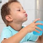 استفاده از فلوراید برای کودکان، سن مناسب