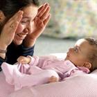 فواید بازی با نوزاد