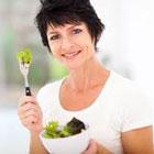 پیشگیری از یائسگی زودرس، رژیم غذایی مناسب