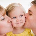 نحوه بوسیدن بچه، مهمه
