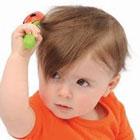 علت کم پشتی موی کودک، روش تقویت