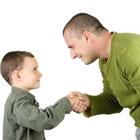 تربیت صحیح کودک، آموزش احترام گذاشتن