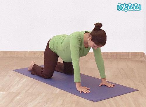 یوگا در سه ماهه دوم بارداری