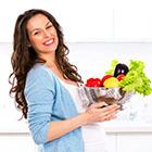 گیاهخواری در بارداری، خطر نداره؟