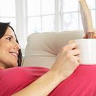 تاثیر کافئین در بارداری، حال جنین را بپرسید