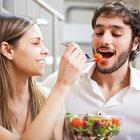 افزایش قدرت باروری مردان، رژیم غذایی مناسب