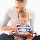 کتاب خواندن برای نوزاد، چه تاثیری دارد؟