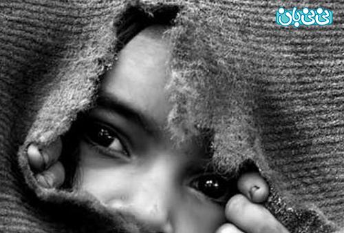 رزیتا غفاری اینستاگرام، کودکی که با نگاهش حرف می زد