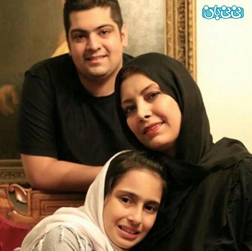 اینستاگرام نعیمه نظام دوست، لادن طباطبایی مادری فداکار