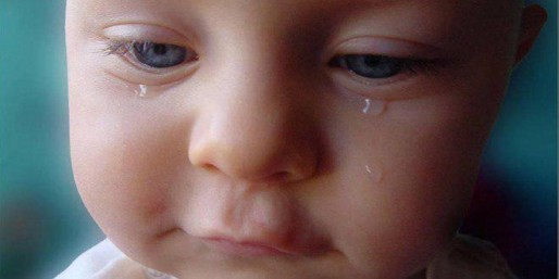 درمان آبریزش چشم نوزاد