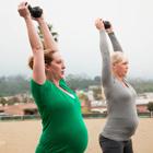 فواید ورزش های هوازی در بارداری
