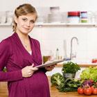 رژیم غذایی در سه ماهه آخر بارداری
