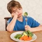 علت کم غذا خوردن کودک