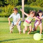 اهمیت ورزش برای کودکان