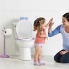 روش های از پوشک گرفتن بچه
