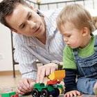 بازی با کودکان، تاثیرش بر رشد بچه